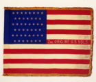 National Colors of the 2nd Ohio Infantry Regiment, U.S. Volunteers
