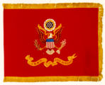 Regimental Colors of the 135th Field Artillery Regiment, 37th Infantry Division