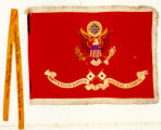 Regimental Colors of 308th Field Signal Battalion, 83rd Infantry Division