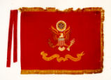 Regimental Colors of the 324th Field Artillery Regiment, 83rd Infantry Division