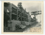 Blast Furnace Trestle and Stockhouse