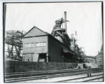 East view of Campbell Blast Furnace