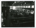 Boiler house large open room photograph
