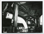 Boiler house pipe photograph
