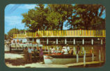 Indian Lake Harbor and Boardwalk Postcard