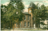 Quincy Public School 1908 Postcard