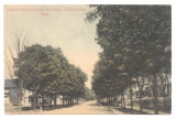 Bellefontaine East Columbus Avenue Residences Postcard