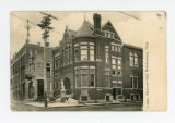 Logan County Memorial Hall Opera St. Postcard