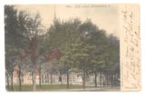 Old Bellefontaine High School Postcard