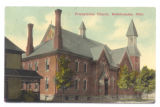 Bellefontaine United Presbyterian Church Postcard