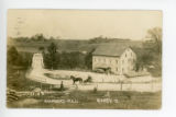 Quincy Allingers Mill Postcard