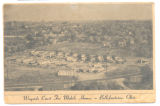 Bellefontaine Wayside Court For Mobile Homes Postcard