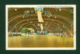 Indian Lake Minnewawa Dance Pavilion Postcard