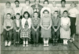 Unidentified Class Photo from 1950s