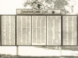 Rossford Honor Roll WWII
