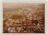 Bowling Green State University aerial view