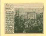 Bowling Green Ohio Sesquicentennial Sentinel-Tribune Newspaper Clippings 1983