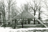 Shelter House in Bowling Green's Carter Park