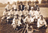 Baseball Team, Millbury, Ohio