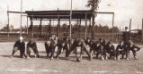Genoa Football Team, 1917 at Fairgrounds