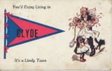 Clyde Ohio Postcard 2
