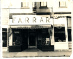 Farrar Shoe Store Clyde Ohio early 1940s