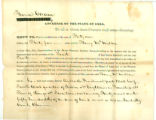 Deed - T. Corwin to Henry McMillen - March 5, 1841