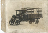 Clydesdale Motor Company Truck. E. Weller and Sons - 67 - Boston
