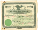 Clyde Kraut Company Stock 1907