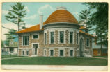 Clyde Library Postcard 1908