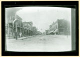 North Main Street Clyde Ohio  1907 circa
