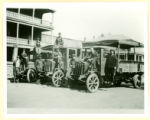 Photograph, Clydesdale Trucks
