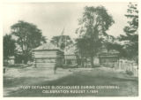 Fort Defiance Centennial Celebration 1894