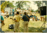 Friends of the Library present Art in the Park 1985