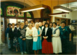 Library staff at the Defiance Public Library