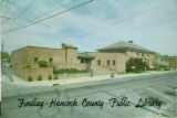 Findlay-Hancock County Public Library photograph - circa 1980