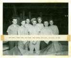 Libbey-Owens-Ford Bending Department - 1941 .  This picture features glass workers.