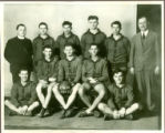 SS. Cyril and Methodius Church 1930-31 Basketball Team