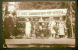 East Swanton Grange parade float