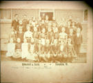 Early 1900s swanton school photograph