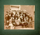 Early 1900s class photograph