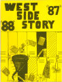 TIFFIN MIDDLE SCHOOL/WEST JR HIGH YEARBOOK 1988