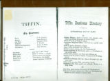 Tiffin Business Directory, ca. 1873-1877