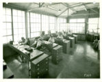 Triplett Electrical Instrument Company engineering department photograph - 1940s