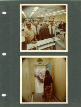 "Triplett Corporation ""Kaleidoscope"" assembly room color photographs"