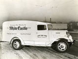John's Bake Shop bun delivery truck for White Castle, Chicago, Illinois