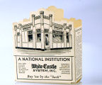 White Castle Hamburger Box