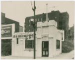 Exterior view of White Castle number 4, Kansas City, Missouri