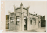 Exterior view of White Castle number 4, New York, New York