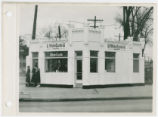 Exterior view of White Castle number 19, Chicago, Illinois